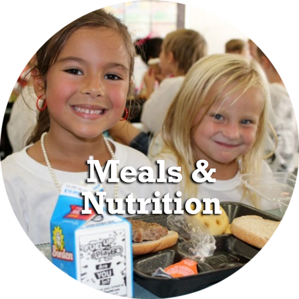 Meals and Nutrition