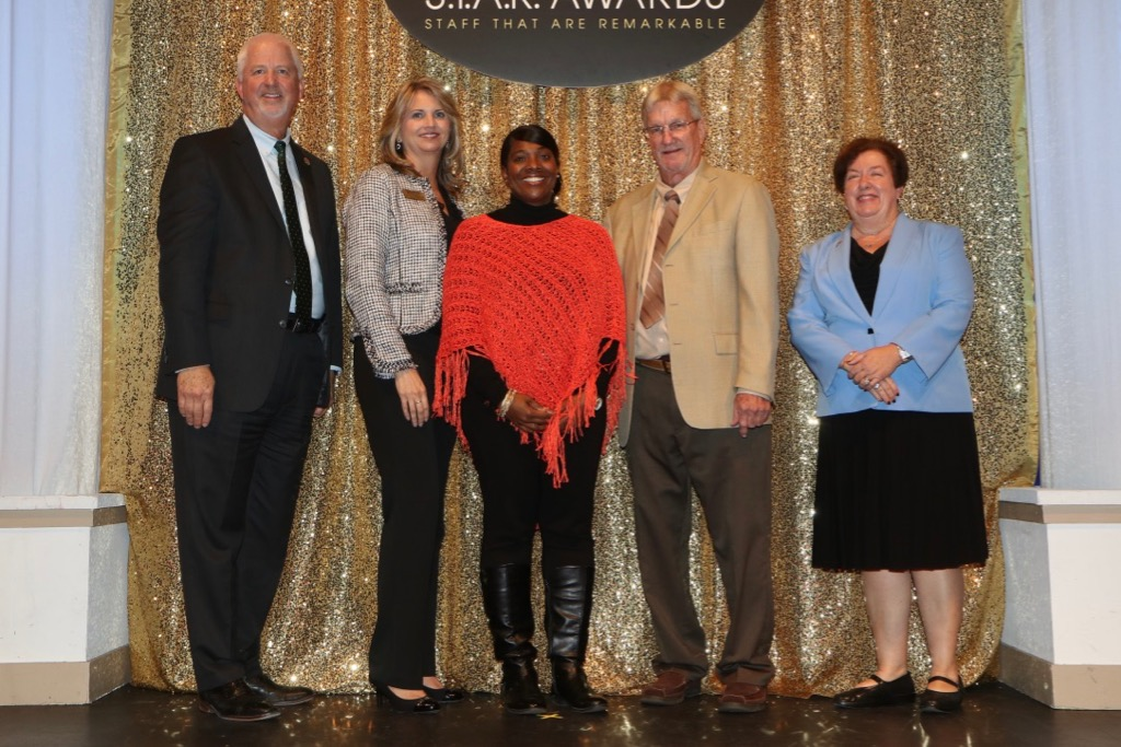 Congratulations to our Employees of the Year.
