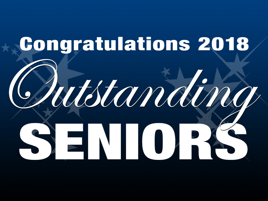 <p> Tap to see the 2018 Outstanding Seniors</p>