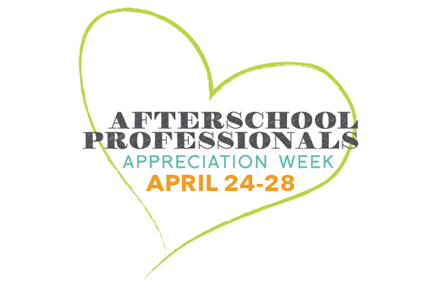 <p> It&#39;s Afterschool Professionals Appreciation week. Tap to learn more.</p>