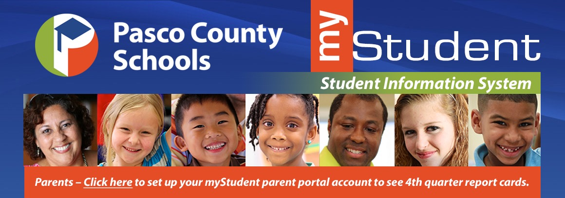 <p> 	Parents- Tap here to set up your myStudent parent portal to see 4th quarter report cards.</p>