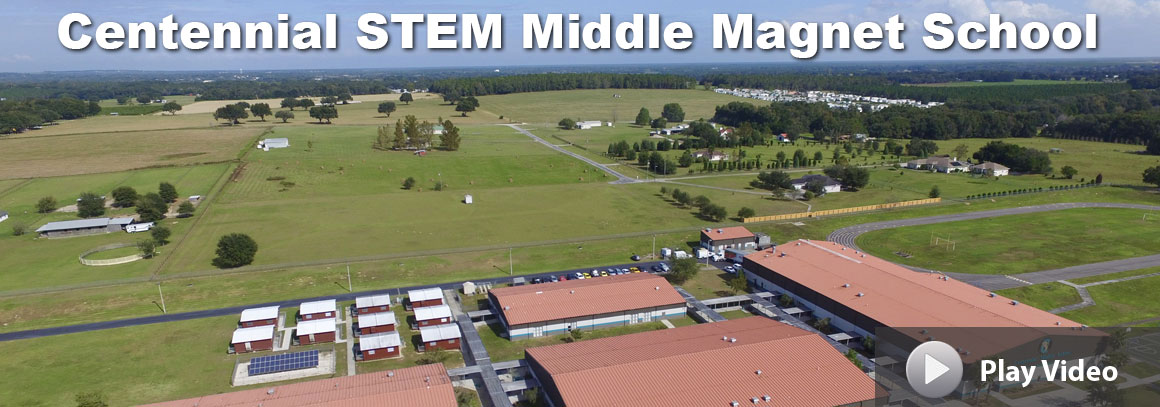 <p> 	Centennial STEM Magnet Middle School - Watch Video!</p>