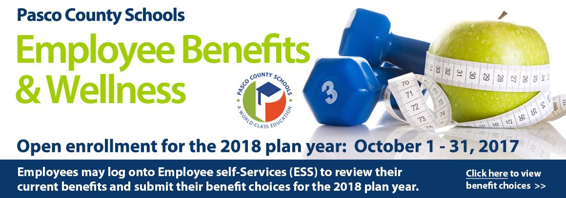 <p> 	Open enrollment is 10/1/17 through 10/31/17. &nbsp;Tab for more info.</p>
