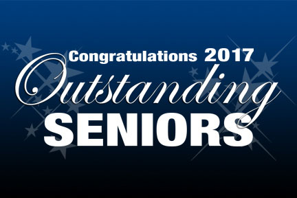 <p> 	Check out our Outstanding Seniors for 2017!</p>