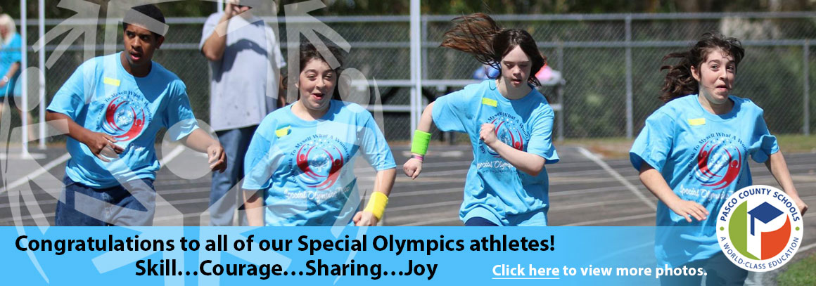 <p> 	Special Olympics, February 24 - Tap for more pictures!</p>