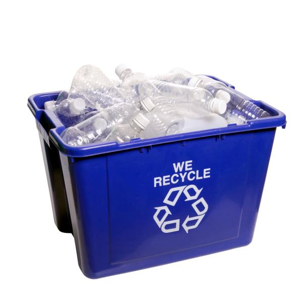 Recycled Plastic Bottle: Pasco County Schools