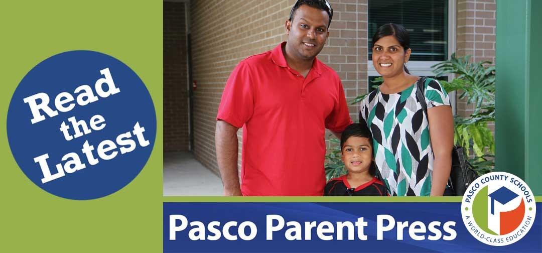 Pasco Parent Press