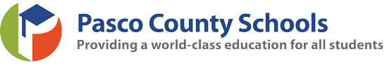 Logo for Pasco County Schools