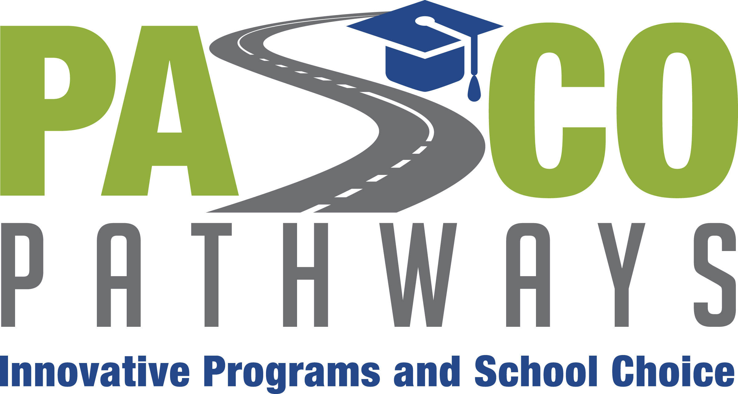 Pasco Pathways - Innovative Programs and School Choice logo