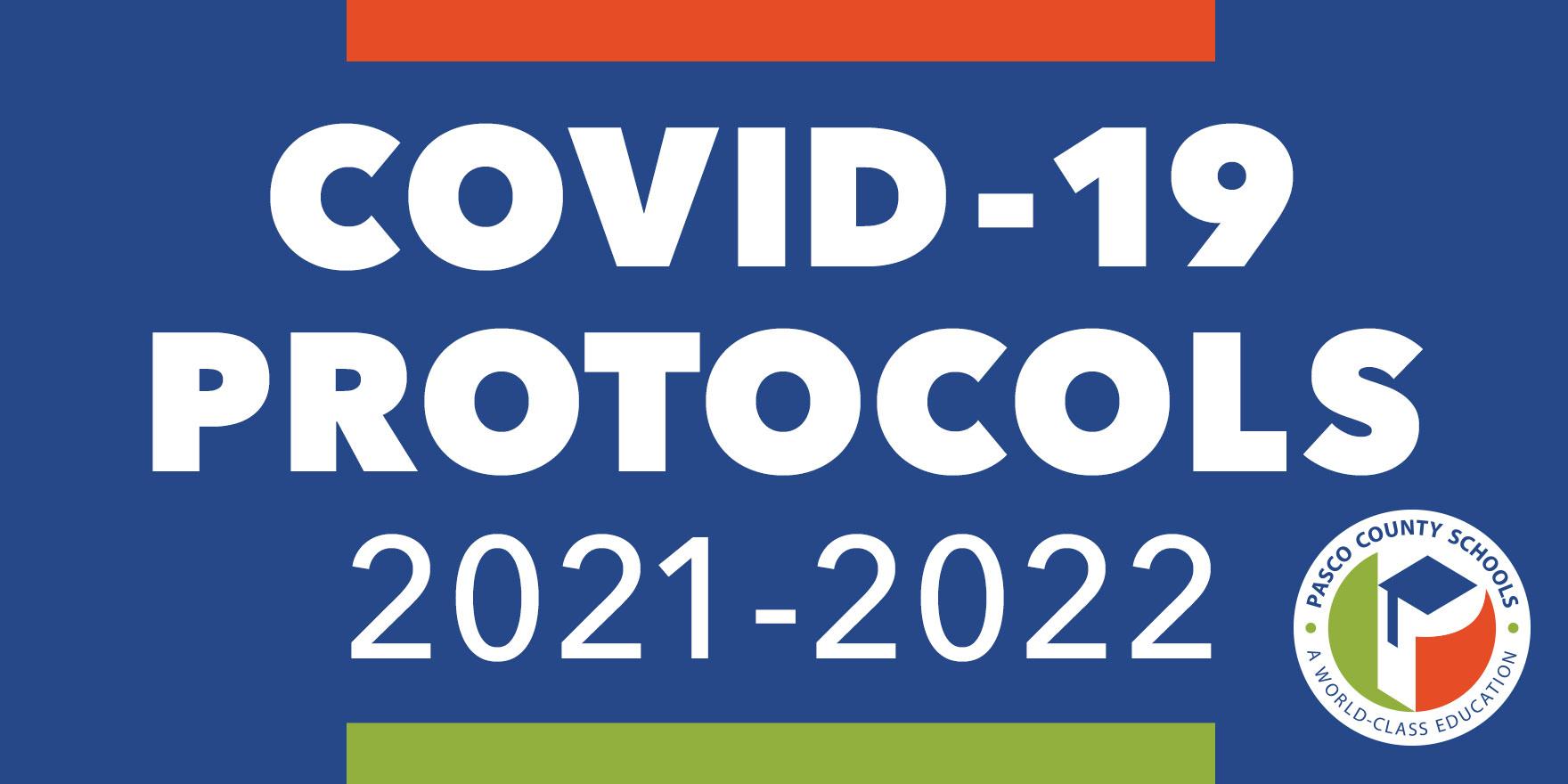 Covid-19 protocols 2021-2022