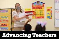 Advancing Teachers