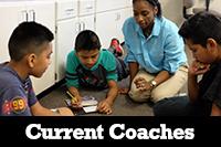 Current Coaches